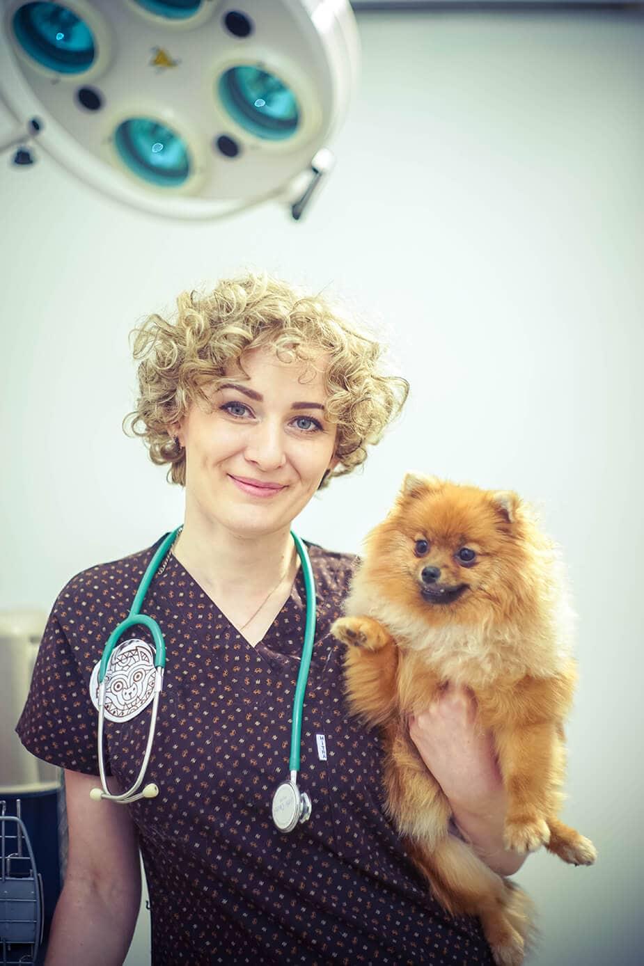 Ветеринарная клиника в Алматы: Леонова Галина Александровна